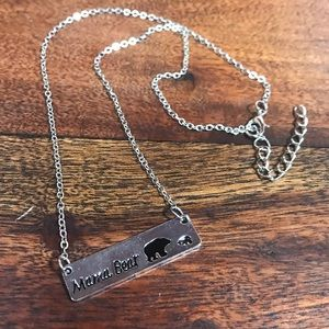 Jewelry - Mama Bear Necklace